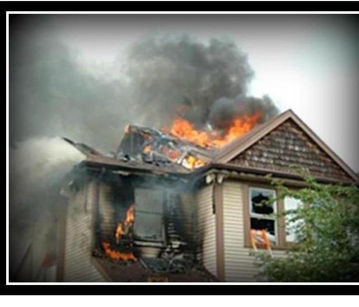 Fire Damage SERVPRO of W. St. Joseph County: The Experience You Need!